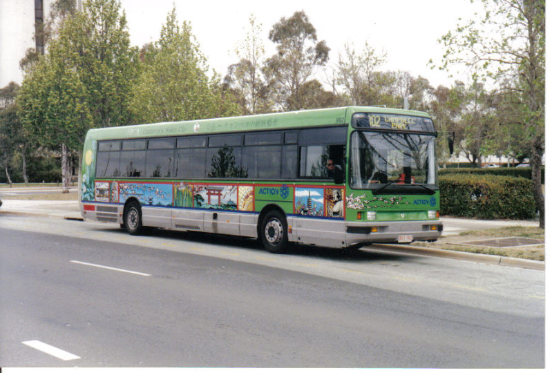 ACT Bus